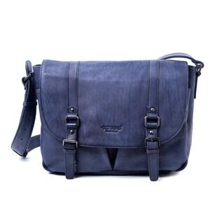 Old Trend Moonlight Genuine Leather Messenger Bag