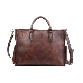 204da0fb7c2d Buy Leather Bags Online at Overstock.com | Our Best Shop By Style Deals