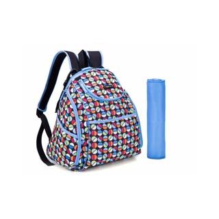 Amazing Mom Colorland Doriam Multi-Pocket Baby Diaper Backpack