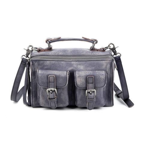 Old Trend Las Luna Genuine Leather Crossbody Bag