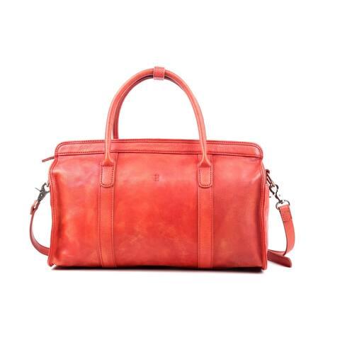 Old Trend Santa Clara Genuine Leather Satchel