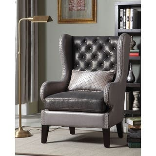 Bailey Wingback Chair