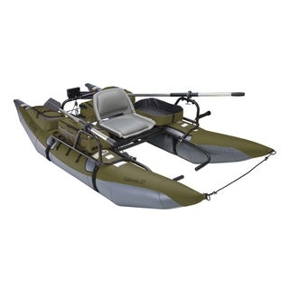 Classic Accessories 69770 Colorado XT Pontoon Boat, Sage and Grey