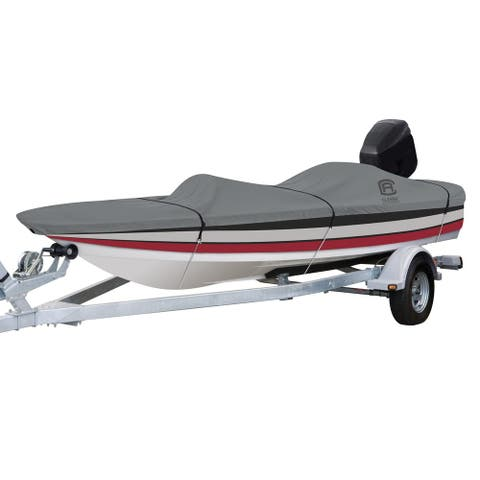 Classic Accessories 20-141-091001-00 Lunex RS-1 Boat Cover, Model B