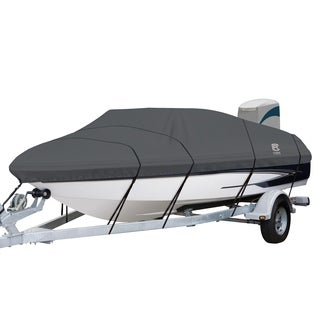 StormPro Boat Cover, 17 - 19 ft Long, beam width to 102 in