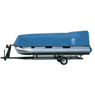 Classic Accessories 20-151-090501-00 Stellex Pontoon Boat Cover, Model B