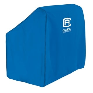 Classic Accessories 20-219-030501-00 Center Console Cover, Medium, Blue