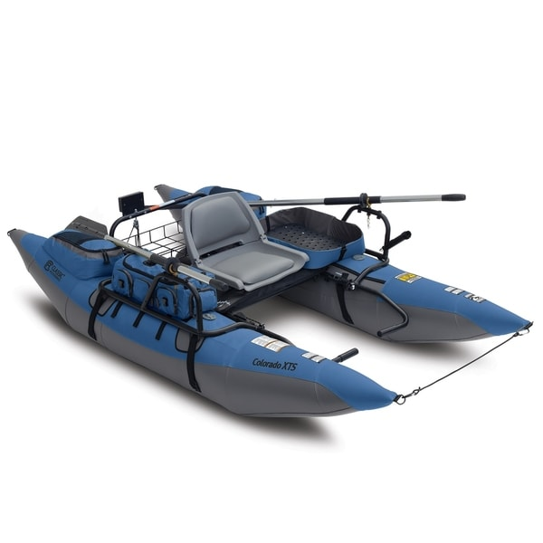 Classic Accessories 32-071-010501-00 Colorado XTS with Swivel Seat, Slate Blue/Grey. Opens flyout.