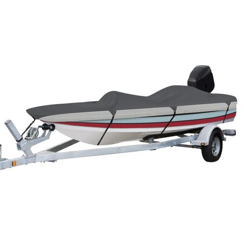 Orion 83028-RT Deluxe Boat Cover, M, 14 - 16 ft L
