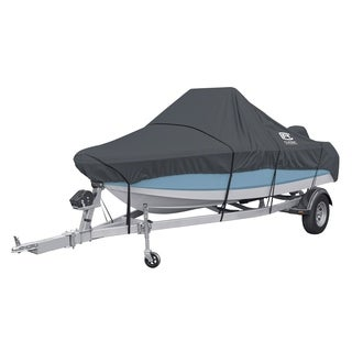 Center Console Boat Cover