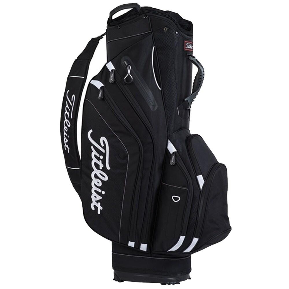 Titleist Lightweight Cart Bag 2017 (Black)