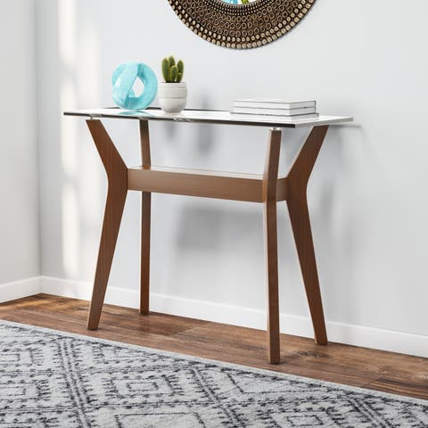 Carson Carrington Kristiansand Sofa Table