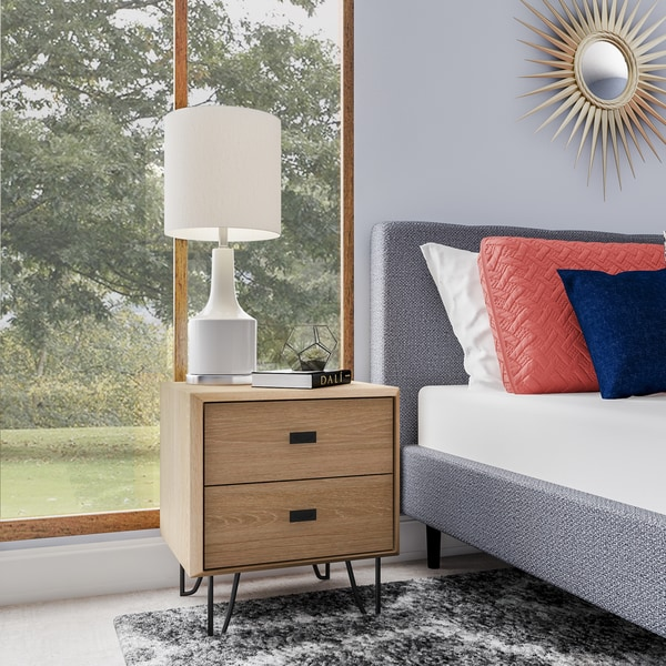 Carson Carrington Selfoss Single-light Table Lamp