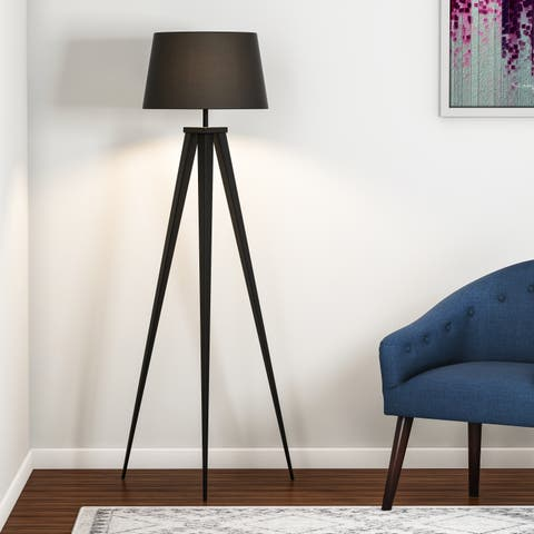 Carson Carrington Fredrikstad Tripod Floor Lamp