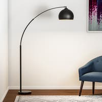 Carson Carrington Fredrikstad 69-inch Arched Floor Lamp
