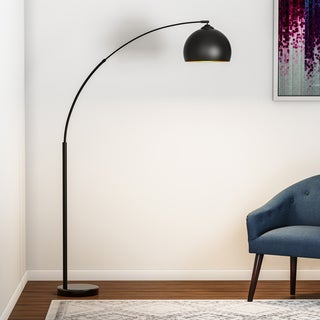 Carson Carrington Fredrikstad 69-inch Arched Floor Lamp