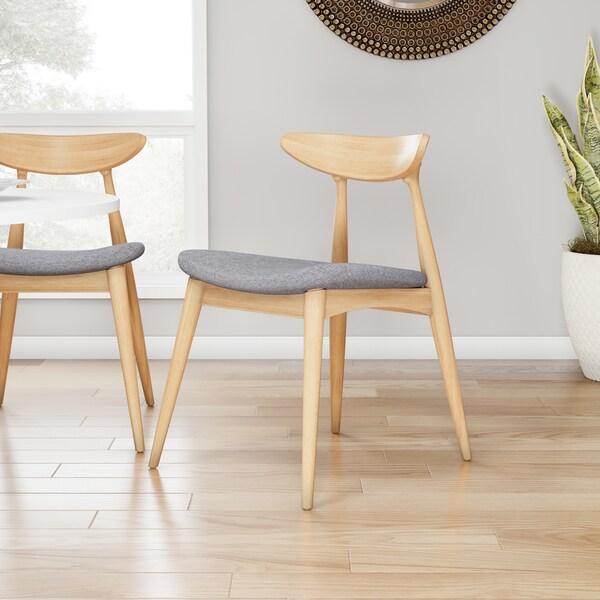 Carson Carrington Lund Mid-century Dining Chair (Set of 2)
