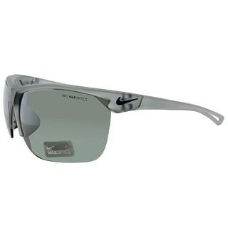 Nike Sport EV0934 Trainer 014 Unisex Matte Khaki Frame Brown Lens Sunglasses