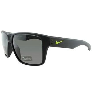 Nike Sport EV0762 Charger001 Unisex Matte Black Frame Grey Lens Sunglasses