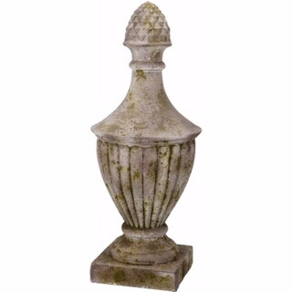 Attractive Magnesia Finial, Gray