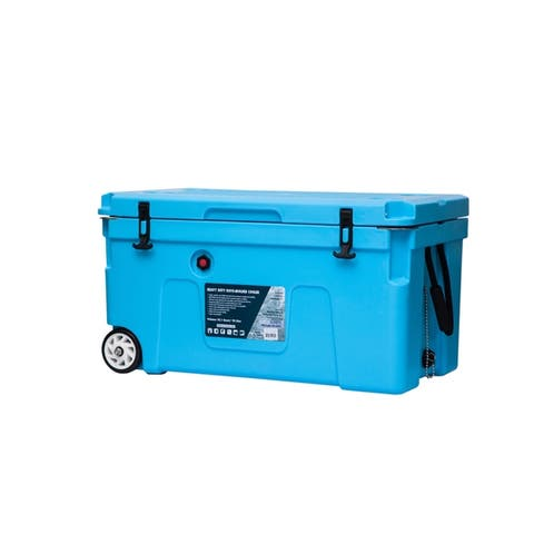 Nice 90L Premium Roto-Mold Cooler With Wheels