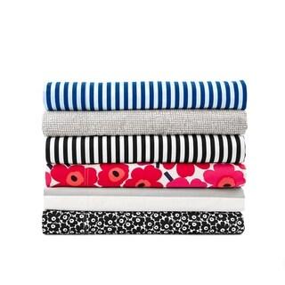 Marimekko Cotton Percale Sheet Sets