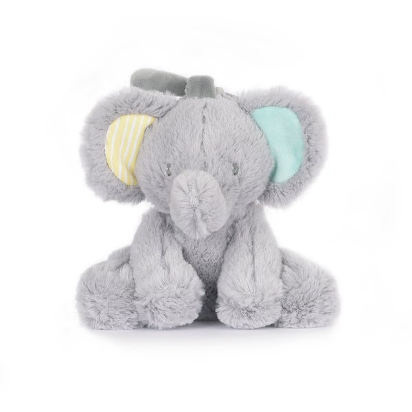 Shop Jungle Chatter Musical Plush Elephant Free Shipping On