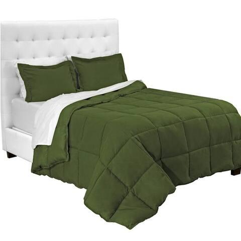 Premium 1800 Series Ultra-Soft Microfiber Bed in a Bag