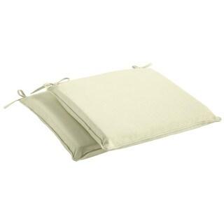Humble + Haute Sunbrella Canvas Natural Indoor/ Outdoor Cushion, Set of 2