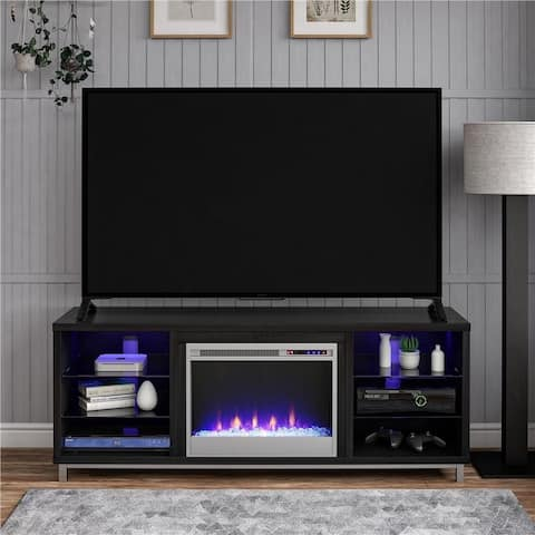 Avenue Greene Westwood Fireplace TV Stand for TVs up to 70 inches wide