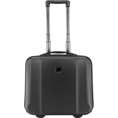 """Titan Bags Xenon 15.5"""" Hardside Business Wheeler"""