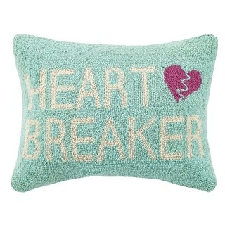 Heart Breaker Hook Pillow