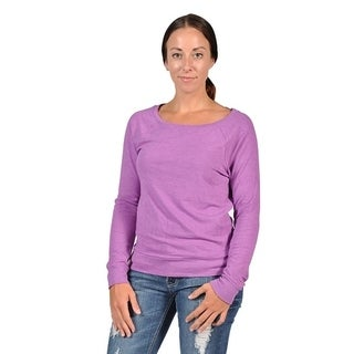 Abbot & main Women's Fashion Sweater Purple