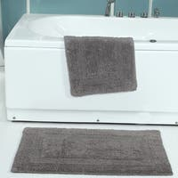 2-piece Reversible Bath Rugs