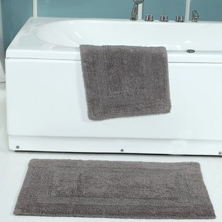 2-piece Reversible Bath Rugs (2 options available)