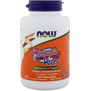 Now Foods BerryDophilus (120 Chewables)