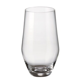 Michelle Crystal Highball Glasses - Set of 6