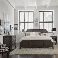 5th Avenue King Bed/Night Stand/Chest
