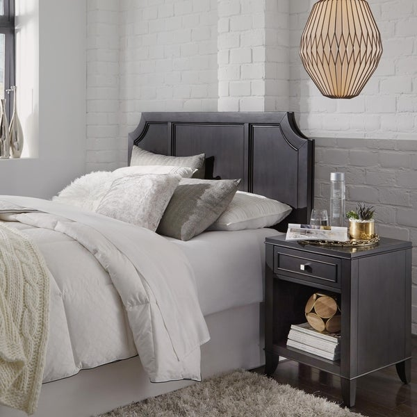 Shop 5th Avenue Queen Full Headboard Night Stand Free Shipping