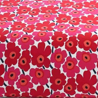 Marimekko Unikko Cotton Percale Sheet Set (3 options available)