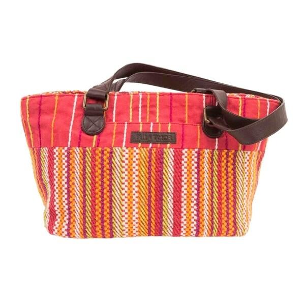 Vhc Tabitha Tomato Red Bella Taylor Handbags Mini Tote