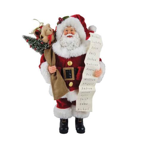 Santas Workshop Wish List Santa