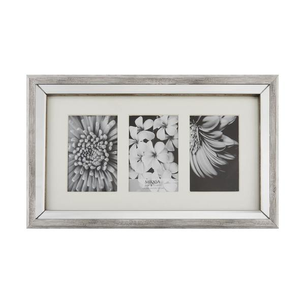 shop mikasa  openings silver edge frame  shipping