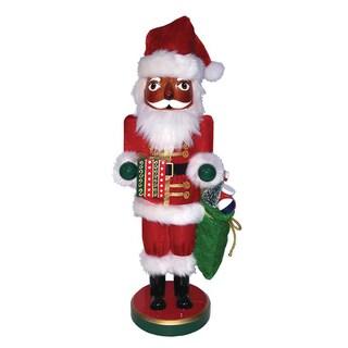 "16"" Aa Gift Bearing Santa Nutcracker"