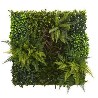 """29"""" x 29"""" Artificial Living Wall UV Resistant (Indoor/Outdoor)"""