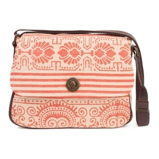 Bella Taylor Amber Sleek Messenger Crossbody
