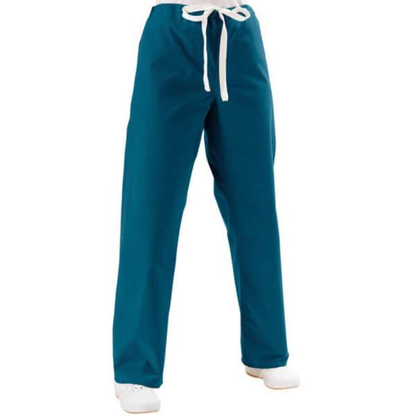 c8e80bd4734 Shop Medline Caribbean Blue Unisex Reversible Scrub Pants - Free Shipping  On Orders Over  45 - Overstock - 1953333