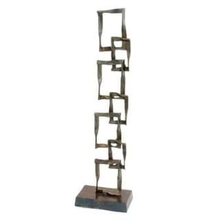 Cuadrado Tall Squares Sculpture