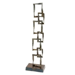 Cuadrado Tall Squares Sculpture