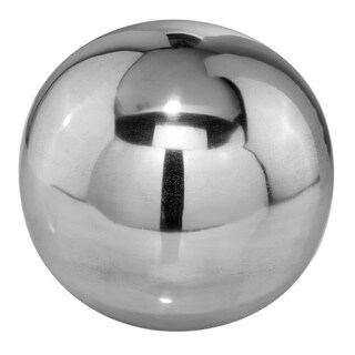 """Bola Polished Sphere/3""""D."""